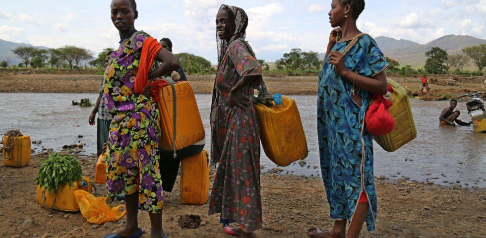 Voda nad zlato – Skutečná pomoc v Etiopii